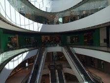 Rideau Centre renovation