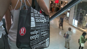 After five years and $360 million the new Rideau Centre expansion is finally open. CTV's Annie Bergeron-Oliver has the details.