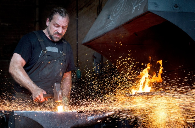 Montreal blacksmiths face eviction from historic smithy ...