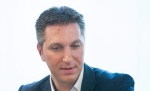 In this file photo, Amaya CEO David Baazov attends the company's annual general meeting in Montreal, Monday, June 22, 2015. (THE CANADIAN PRESS/Graham Hughes)