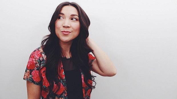 YouTube FanFest guest Lauren Toyota.