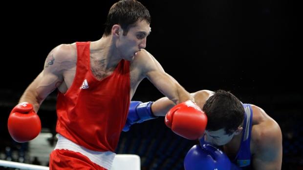 Rio boxing