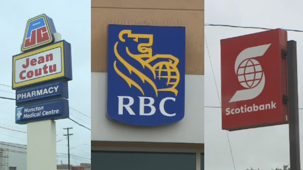 Moncton robberies
