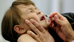 CTV News Channel: Nasal spray just as effective