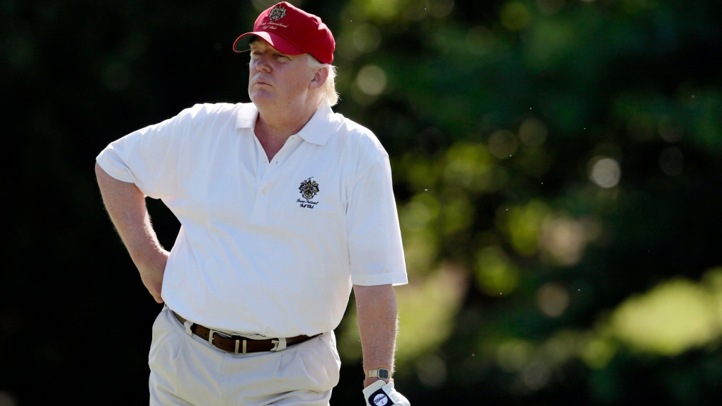 PGA Championship leaving Trump National