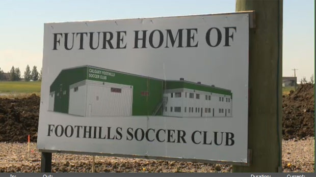 A major new soccer facility is in the works and it will allow athletes to develop their skills year-round.