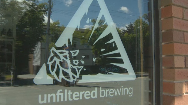 Unfiltered Brewing is suing the Nova Scotia Liquor Corporation, saying they have been unlawfully taxed over the past year.