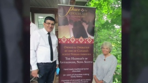Sweet success: Syrian refugee is making chocolate in N S  now