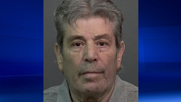 Salomon Abeassis, 80, appeared in court Wednesday on charges of first-degree murder and arson.