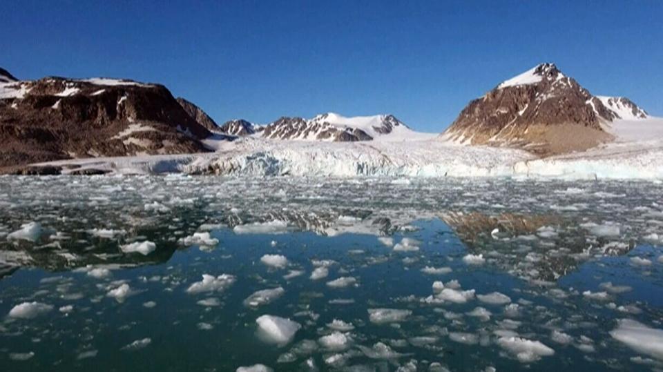 CTV News Channel: Ship in Northwest Passage