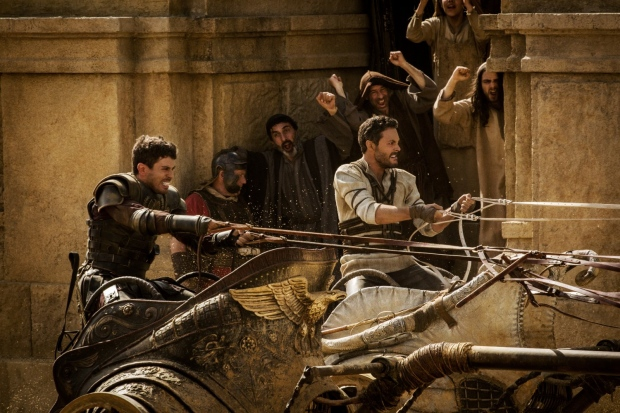 Toby Kebbell and Jack Huston in 'Ben-Hur.' (Paramount Pictures and Metro-Goldwyn-Mayer Pictures Inc.)