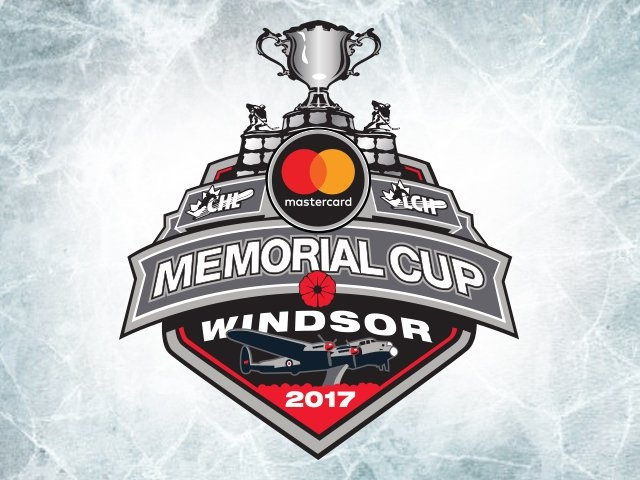 The 2017 Memorial Cup logo has been revealed. (Courtesy Windsor Spitfires)