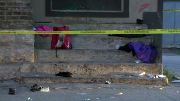 Garage Doors Winnipeg >> Police investigate Cumberland Avenue crime scene after suspicious death | CTV News Winnipeg