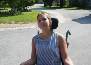 Desiree Gallagher is shown in this photograph. (DesireesRide.com)