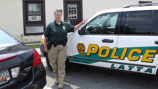 news south carolina police chief makes historic sheriffs