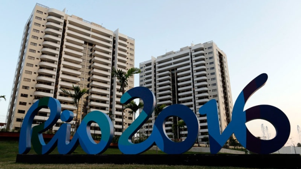 Olympic Village in Rio