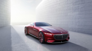 The Vision Mercedes-Maybach 6.