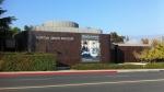 The exterior of the Norton Simon Museum is seen in Pasadena, Calif. on Jan. 21, 2015. (AP / John Antczak)