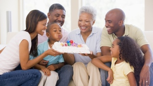 Social interactions increase life expectancy