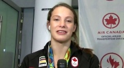 'Really exciting:' Penny Oleksiak