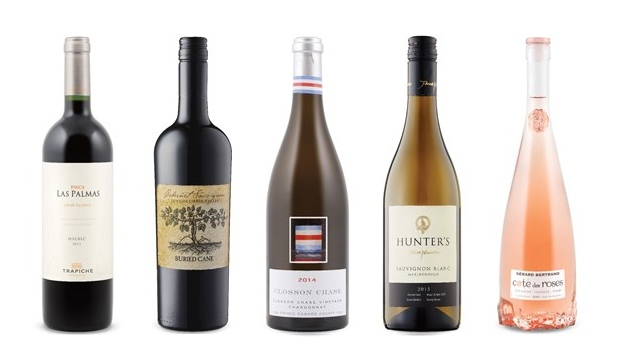 Wines of the Week for Aug. 22, 2015