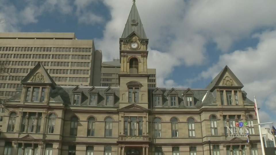 Halifax City Hall is seen in this undated file photo.