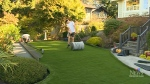 Synthetic lawns helping homeowners go green