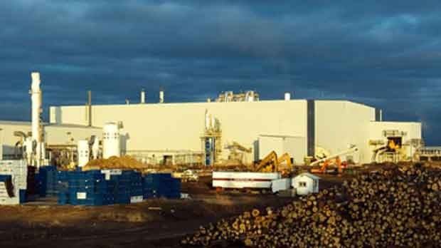 Manitoba government offers pension deferral to prospective pulp mill buyer