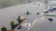 CTV Kitchener Extended: Parking lot floods