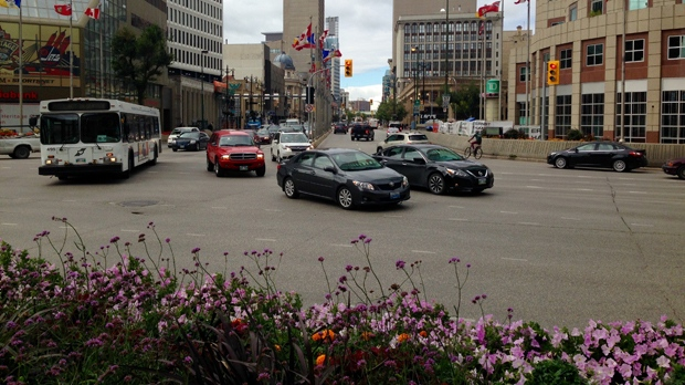 North Kildonan City Councillor Jeff Browaty asked the Manitoba ombudsman for help getting a city report on opening Portage and Main to pedestrians. (File Image)