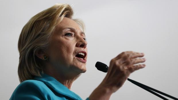 Clinton slams Trump's comments