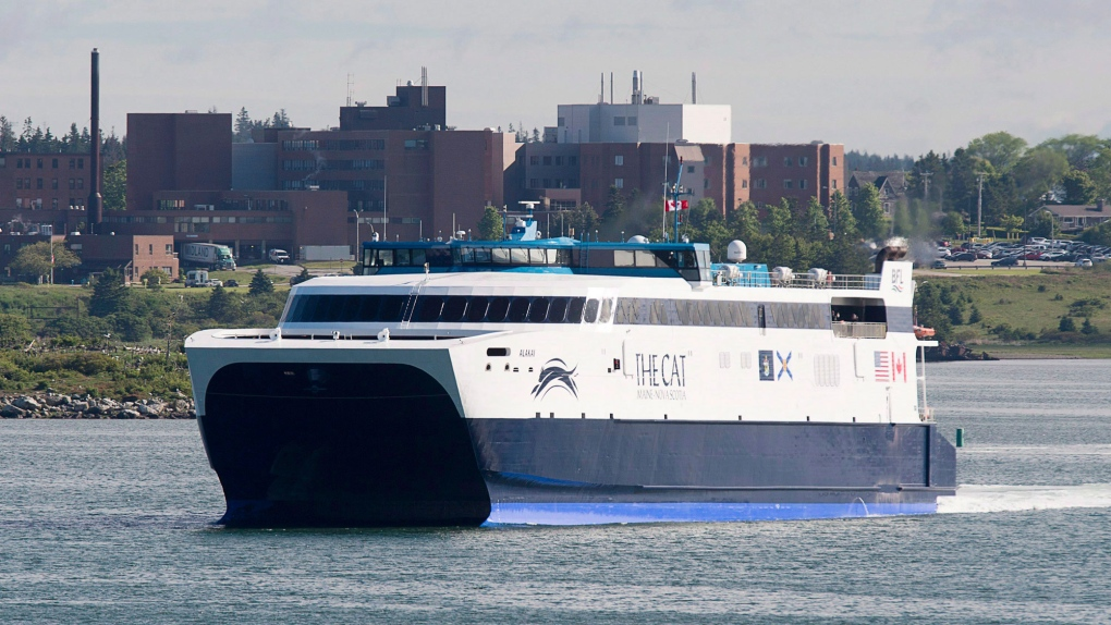Yarmouth ferry stops selling tickets until it gets green light for sailing