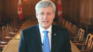 CTV News: Harper's long-awaited resignation