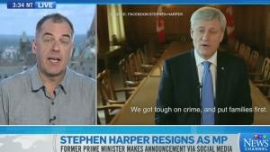 Globe and Mail reporter John Ibbitson