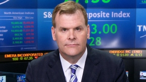 CTV News Channel: Baird on Harper's resignation