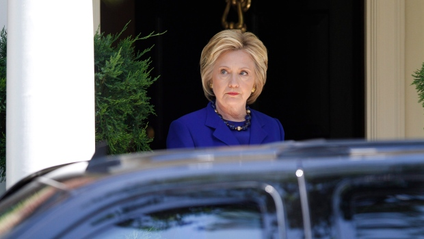 Clinton Meeting Calendars Won't Be Released Until After Election