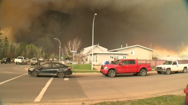 New report on Fort McMurray fire released