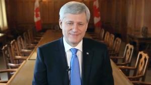 CTV National News: Harper's quiet goodbye