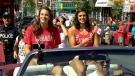 CTV National News: Parade home from Rio 2016