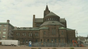 A community group has raised most of the $7 million needed to repair Moncton's Notre-Dame-de-l'Assomption Cathedral, but opted to begin five years' worth of renovations now, before the final amount of money is raised.