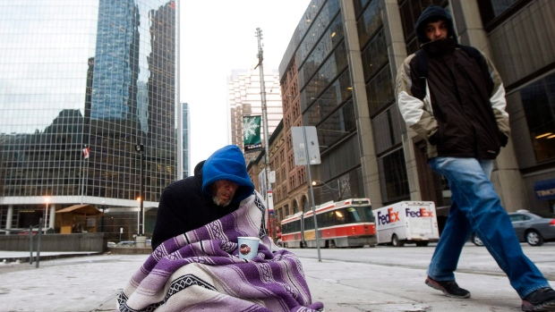 4 8 Million Canadians Living Below The Poverty Line 2016