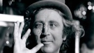 This handout photo provided by Warner Bros. and the Library of Congress shows Gene Wilder as the mercurial Willy Wonka amused by one of his creations. (AP Photo/Warner Bros., Library of Congress)