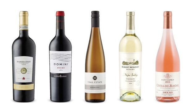 Wines of the week - August 29, 2016