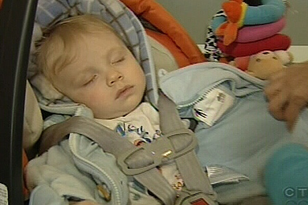 A Coroner Suggests Letting Babies Sleep In Car Seats For Less Than 2 Hours