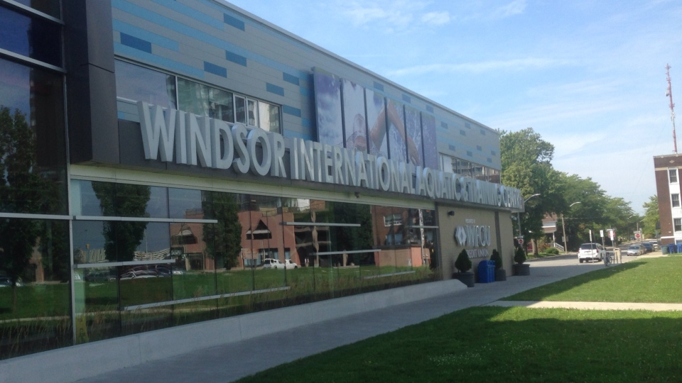 Windsor aquatic centre