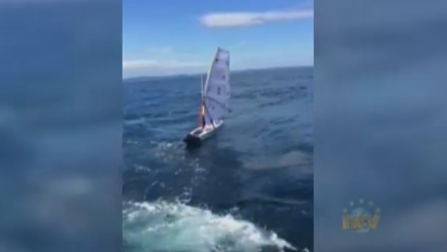 An autonomous boat known as Ada is adrift in the North Atlantic after its rudder apparently failed, according to the University of British Columbia team behind the mission. The goal was to sail the boat from Canada to Europe without a crew on board.
