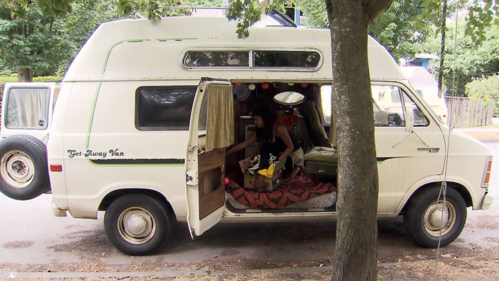 Vancouver camper van listed on Airbnb for $50/night   CTV ...