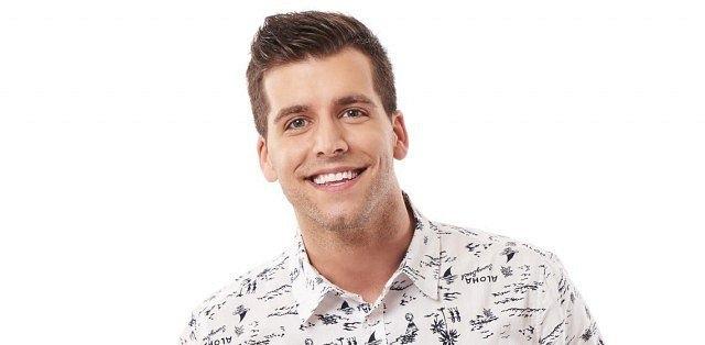 David Pinard, 26, will appear on The Bachelorette Canada. (Courtesy W Network)