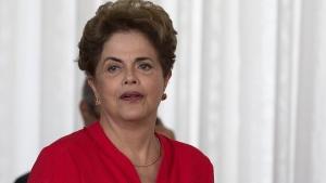 Brazil's president impeached in senate vote