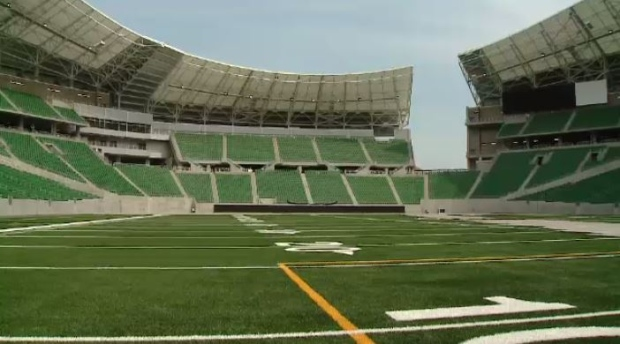 New Mosaic Stadium